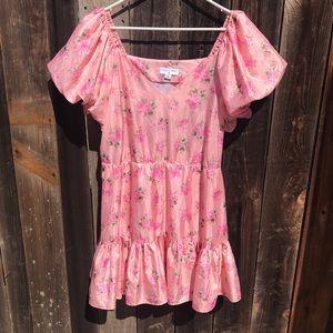 LoveShackFancy X Target Cecile Puff Sleeve Dress
